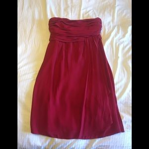 The Limited Holiday Red Dress sz 8